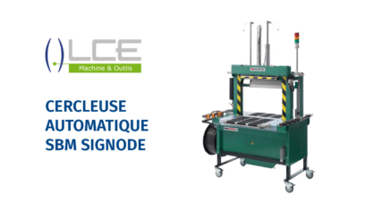 cercleuse automatique