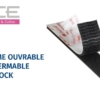 SYSTEME OUVRABLE ET REFERMABLE DUAL LOCK - 3M - LCEmballage