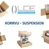 Suspension par procédé korvvu