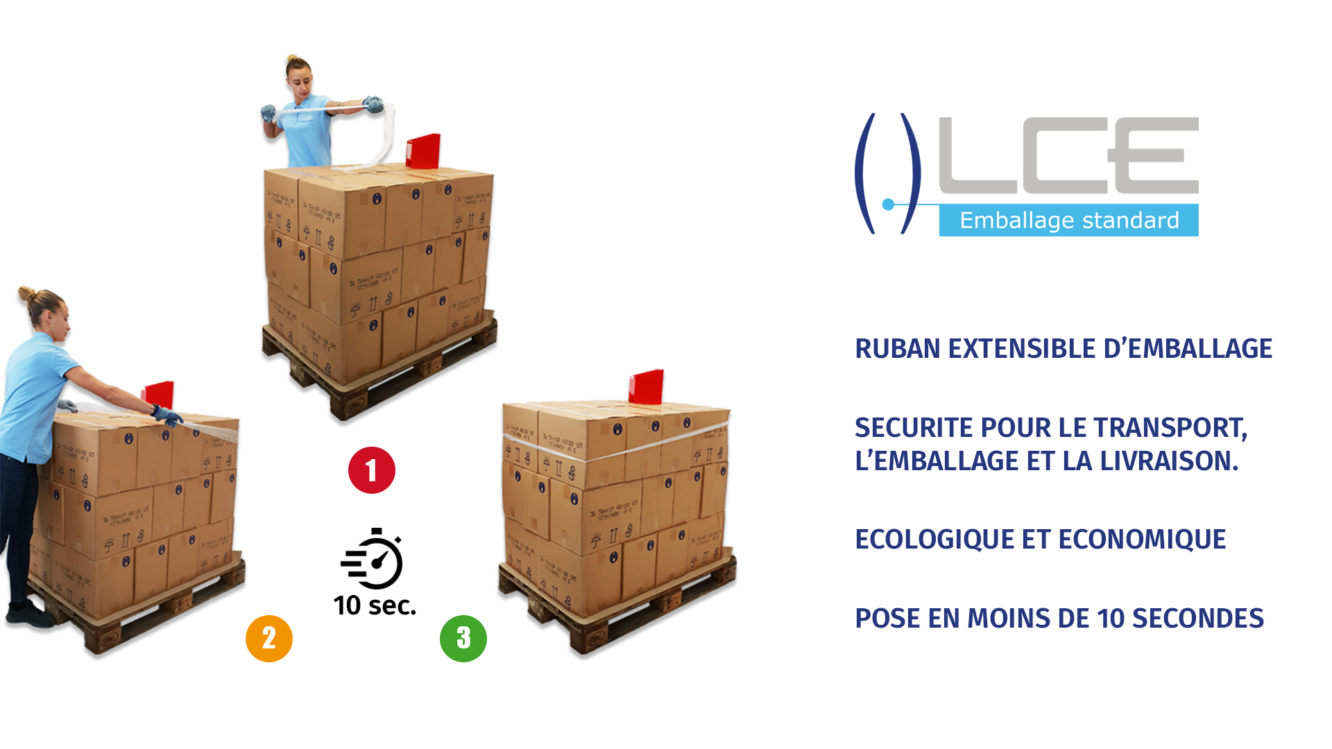 Ruban extensible étirable Sanstrap